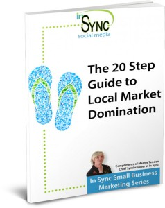 The 20 Step Guide to Local Market Domination