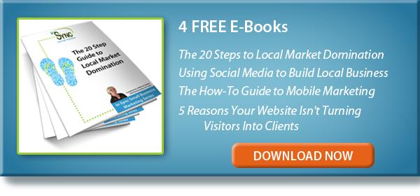 In Sync Social Media Online Marketing E-Books