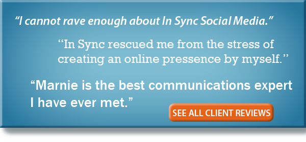 In Sync Social Media Reviews